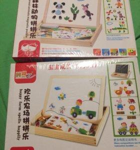Новый развивающий детский набор для творчества