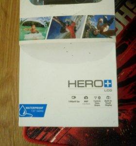 Go pro hero +