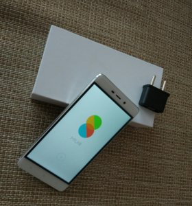 Новый Xiaomi redmi 4 pro silver