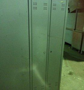 Шкаф для одежды персонала