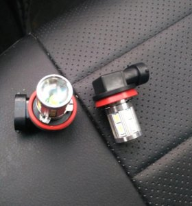 Светодиодные лампы н11 новые