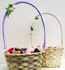Подарок Корзинка конфет 1 кг