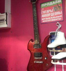 Электро гитара maxtone