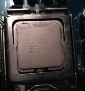 Процессор Intel Core 2 Quad 2.5 ghz  Socket LGA775