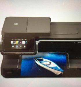 МФУ HP Photosmart 7510 в отличном состоянии