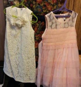 Продам 3 платья для девочки