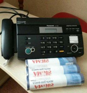 Телефон-факс(два в одном)Панасоник