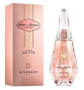 Givenchy ange ou demon le secret женский парфюм