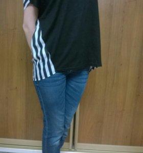 Новая туника-футболка