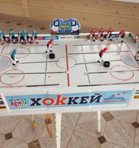 Настольный хоккей игра