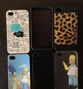 Чехлы, iPhone 4/4s