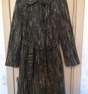 Женское пальто, размер 46