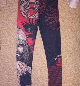 Компрессионные штаны Hardcore Training Viking