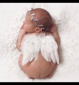 Крылышки ангелочка