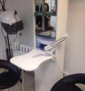 Мебель и оборудование для парикмахерской