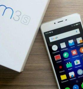Meizu m3s mini 3/32Гб