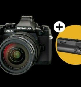 Фотоаппарат Olympus OM-D E-M1 Kit с объект