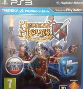 Medieval Moves боевые кости ps 3