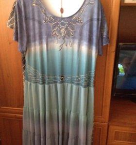 Платье 56 размера