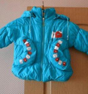 Класная курточка для девочки