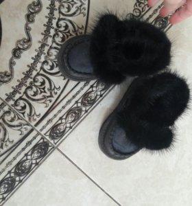 Детские угги, детская обувь