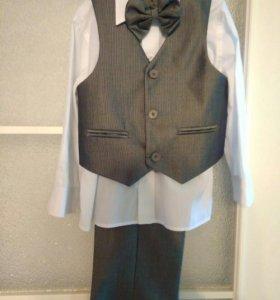 Праздничный костюм для мальчика (98р.) + доставка