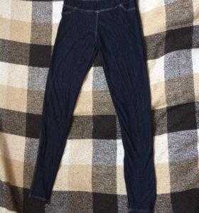 Легинсы под джинсы