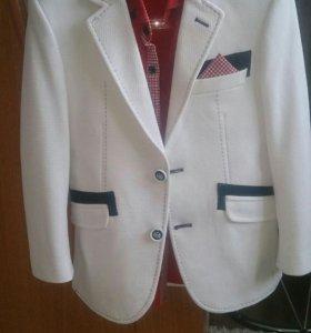 Пиджак + рубашка