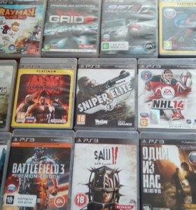 PS 3 +12 дисков