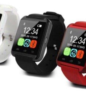 Новые Умные часы smart watch U8
