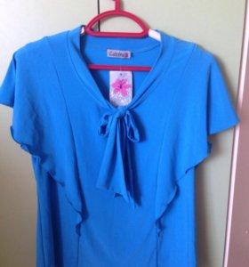 Блузка новая,52 размер