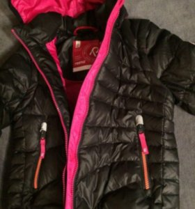 Куртка пуховик жилетка