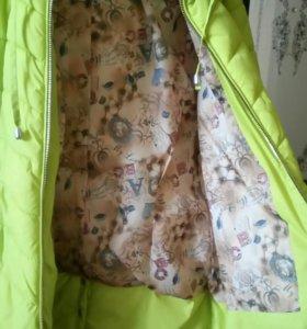 Куртка весна осень новая