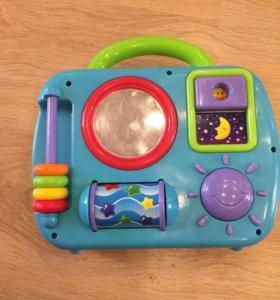 Развивающая игрушка телевизор