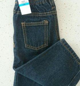 Новые джинсы Calvin Klein Jeans 24m
