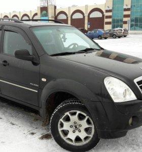 Автомобиль SsangYong Rexton 2