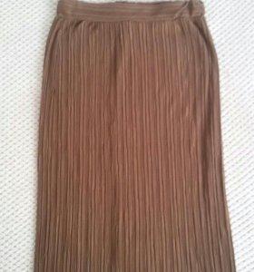 Новая юбка Zara + новые  босоножки