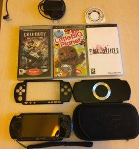 Игровая приставка PSP 3008