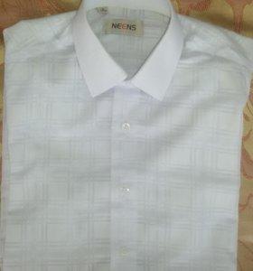 Рубашка с коротким рукавом на мальчика