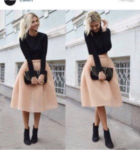Новая юбка T-skirt