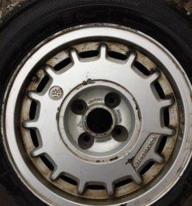 колесо VW