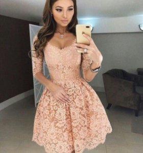 Золотой песок платье