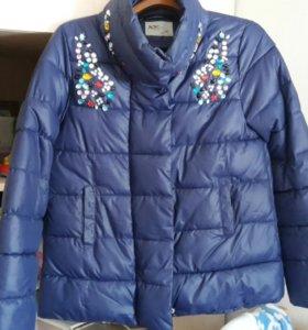 Куртка размер 44-46