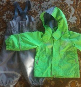 Ветровочный костюм Лесси 74-80
