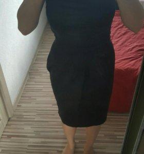 Черное платье m/s