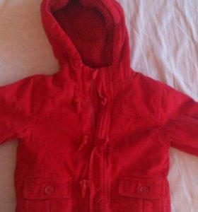 Детская курточка 94