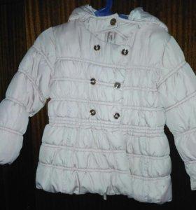 Курточка Next на рост 104-110