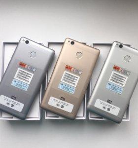 Xiaomi Redmi 3s 16 / 32 gb Новые