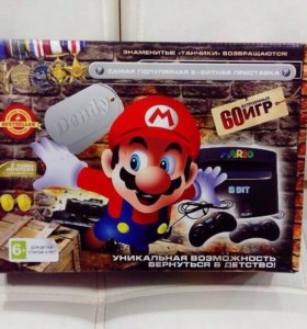 Dendy Mario (60 Игр)