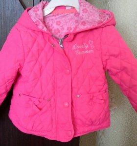 Куртку весна детская